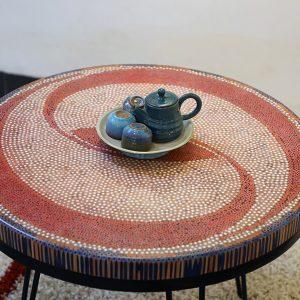 bàn trà nghệ thuật tầm nhìn việt 2